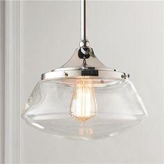 Pendant Lights Under $100: Modern Diner Pendant Light from Shades of Light