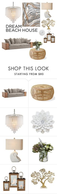 """Untitled #162"" by lauraluipw ❤ liked on Polyvore featuring interior, interiors, interior design, home, home decor, interior decorating, Eichholtz, Oliver Gal Artist Co., Midwest of Cannon Falls and Laura Ashley"