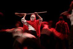 29° Rencontres du Jeune Théâtre Européen - Le rire de la pie noire sur les orangers