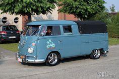 1965 Crewcab Back-Up truck