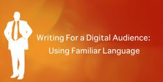 It's increasingly important to be able to write in a style accessible to online users. #Writing #English #Digitalaudience #Tutorial #Howto