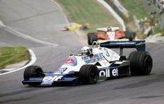 Didier Pironi, Tyrrell-Ford 008, 1978 British GP, Brands Hatch