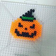 Halloween perler beads by amerisama                                                                                                                                                                                 More