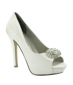 Bellissima Bridal Shoes is a top provider of wedding shoes online. Our selections include a wide selection of heels, flats and sandals from high-end designers. Dyeable Wedding Shoes, Dyeable Shoes, Peep Toe Wedding Shoes, White Bridal Shoes, Peep Toe Shoes, Prom Shoes, Dress Shoes, Bridal Heels, Satin Shoes