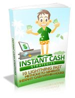 Yes it's possible! How to make easy money online is easy by doing the quick cash strategies. Instant Cash Strategies will show you methods how to earn quick cash online.