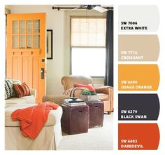 Sherwin Williams Osage Orange