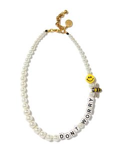 Trending right now in fashion are cheeky statement accessories, with designers like Jeremy Scott showing them on the Handmade Wire Jewelry, Funky Jewelry, Cute Jewelry, Jewelry Accessories, Jewelry Design, Kids Jewelry, Handmade Necklaces, Pulseras Kandi, Diy Accessoires