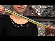 DIY comment faire un headband facilement et rapidement