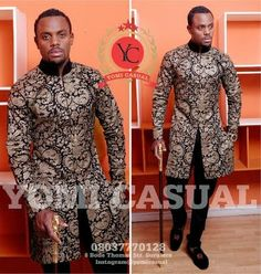 welcome to chikeade's blog: Photos: Top Nigerian celebs model Yomi Casual's new collection