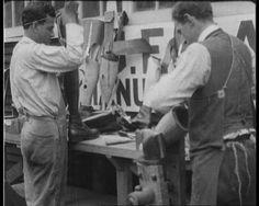 (VIDEO) Making Artificial Limbs 1914 http://www.britishpathe.com/video/making-artificial-limbs