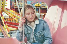 easy riders - Chloe Sheppard  good for a location shoot on brighton pier