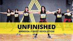 """Unfinished"" || @Mandisa ||Toning|| Upper Body Workout || REFIT® Revolution"