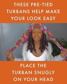 Black Natural Hair Care, Black Hair Care, Ethnic Hairstyles, Black Women Hairstyles, Biracial Hair Care, Curly Hair Styles, Natural Hair Styles, Hair Wrap Scarf, Hair Turban