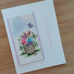 i love making cards with my creations, so rewarding #aistamps…