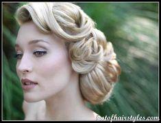 1940's vintage hairstyles | 1940 S Women Retro Hairstyles Fashion World 1940 S Hairstyles