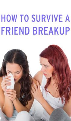 tips for when a friendship ends