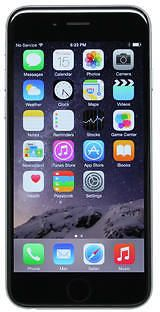 Apple REFURBISHED IPhone 6 Plus A1522 16GB for AT&T Gold Silver or Gray