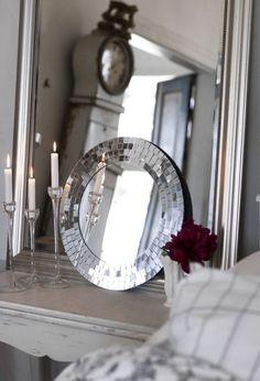 trucos de limpieza para espejos