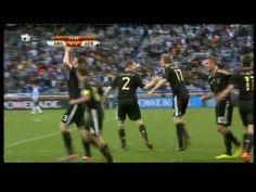 WM 2010: Deutschland- Argentinien 4.0