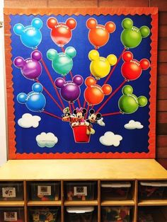 Mickey Mouse Clubhouse Birthday Bulletin Board Set - Simply Kinder