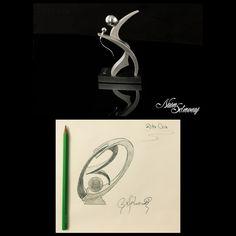 The art of Rita Ora from Naim Selmonaj
