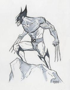 Wolverine - Bobby Rubio