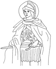 coloring sheets nov 3 st martin of tours