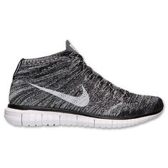 size 40 fd0f0 2e517 Buy Nike Free Flyknit Chukka Mens Shoes Deep Gray Silver Online Discount  from Reliable Nike Free Flyknit Chukka Mens Shoes Deep Gray Silver Online  Discount ...