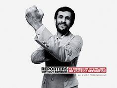 Repórteres sem fronteiras e a liberdade de expressão