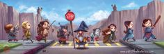 You Shall Not Pass (Goodies) by Patrick Ballesteros