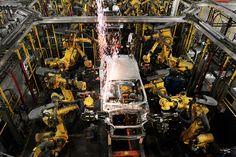 Prácticas profesionales en General Motors - Por hacer