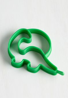 An Eggs-tinct Species Mold. Serve up a Jurassic breakfast with this quirky egg shaper! #green #modcloth