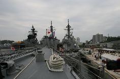 護衛艦カレーグランプリ、横須賀で開催 計4時間並んだ人も【画像集】