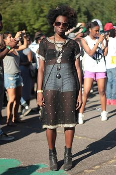 "Funky Fashions - Afro-Punk Festival - FUNK GUMBO RADIO: http://www.live365.com/stations/sirhobson and ""Like"" us at: https://www.facebook.com/FUNKGUMBORADIO"