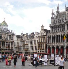 bruxelas / brussels - grand place