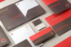 """Check out this @Behance project: """"CMC - Brand Identity"""" https://www.behance.net/gallery/45933239/CMC-Brand-Identity"""