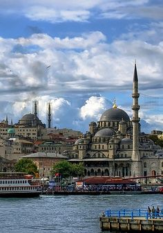 Istanbul, Turkey.  Despite having just watched Taken 2 (and I wasn't overly fond of Turkey the last time we went), I have always wanted to go here.