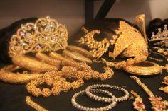 Khmer wedding jewelery
