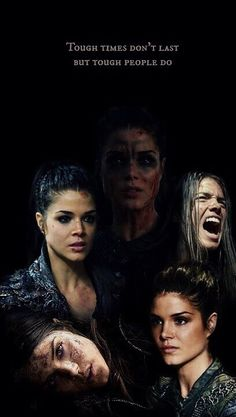 The 100 Octavia Marie Avgeropoulos, The 100 Quotes, Tv Quotes, Bellarke, Best Tv Shows, Best Shows Ever, Movies Showing, Movies And Tv Shows, Lincoln And Octavia