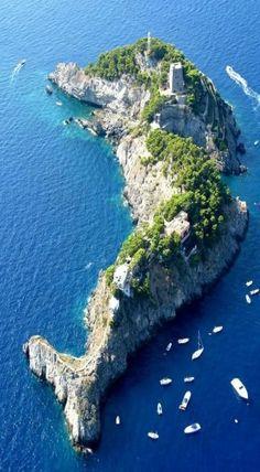 Costa Amalfitana da Itália sudoeste de Positano