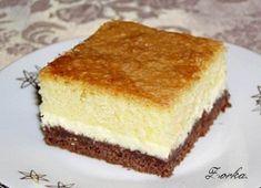 Dorty, řezy, dobroty - Fotoalbum -     Řezy, zákusky, dezerty - Řezy, zákusky, buchty na plech - 71. Tříbarevný koláč od cinie.jpg