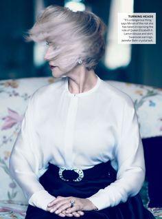 Vogue Magazine, Helen Mirren.