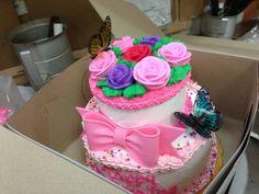 Friends mom's cake I made