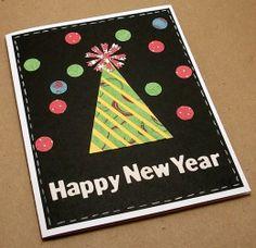 Happy New Year's Card