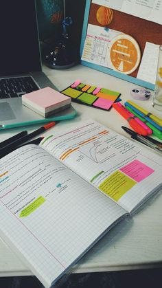 ||| notes, notebook, inspiration, inspo school, student, study, university, college