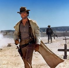 Terence Hill My name is Nobody