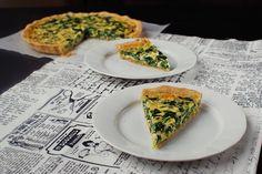 FoodLover: Špenátový quiche