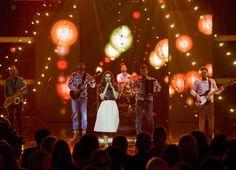 """Timebelle """"Singing About Love"""", Entscheidungsshow Eurovision Song Contest 2015   Die Schweiz hat eine glanzvolle Siegerin   douzepoints.ch   Bilder: srf.ch"""