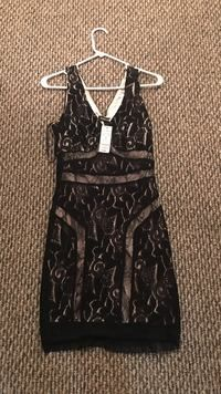 262dd036 Used Black and white sleeveless dress for sale in Abita Springs - letgo