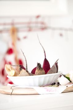 vegan red beeths soup